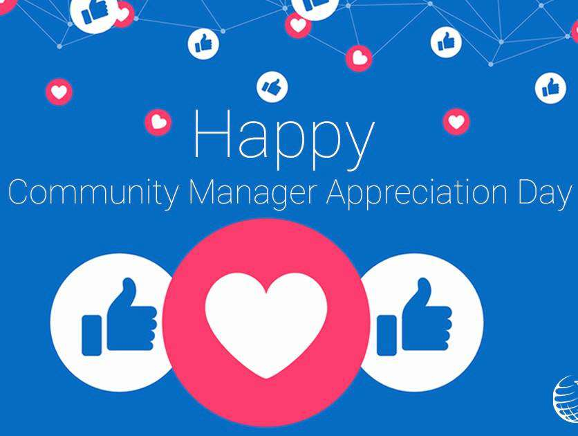Community Manager Appreciation Day Wishes Beautiful Image