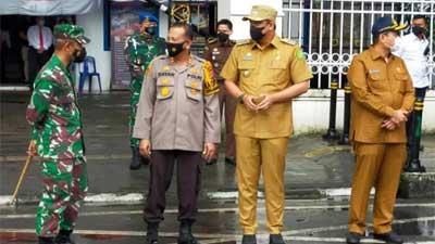 Apel Operasi Kontijensi Aman Nusa II Penanganan Covid-19 Tahun 2021