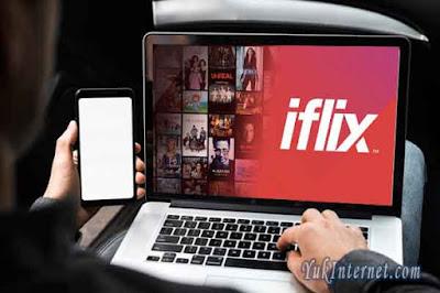 cara daftar iflix