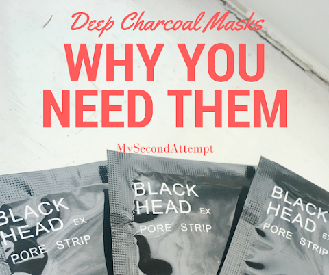 Deep Charcoal Masks- Why You Need Them