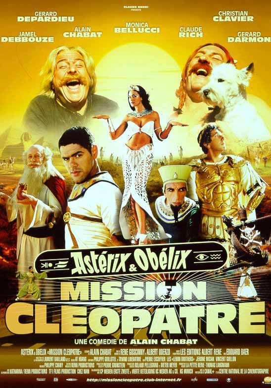 asterix and obelix meet cleopatra trailer