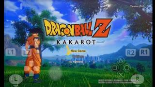 DBZ Kakarot Mobile