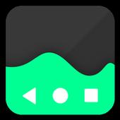 تطبيق MUVIZ لأضافة شريط مؤثرات تفاعلية