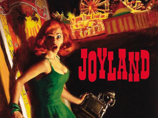 Joyland, de Stephen King será lançado em Julho/2015 pela Editora Suma de Letras