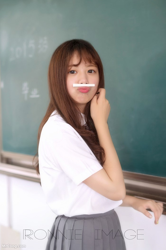 Image School-girls-by-Ronnie-MrCong.com-051 in post Những cô nàng nữ sinh xinh đẹp mê mẩn người xem chụp bởi Ronnie (96 ảnh)