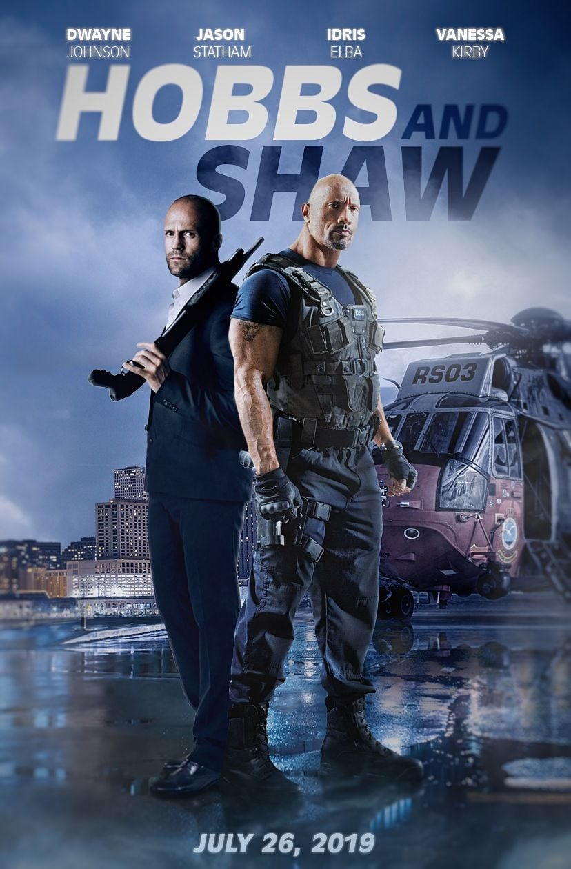 Fast & Furious Presents: Hobbs & Shaw (2019) English HD-Rip – 480P | 720P | 1080P – x264 – 450MB | 900MB – Download & Watch Online