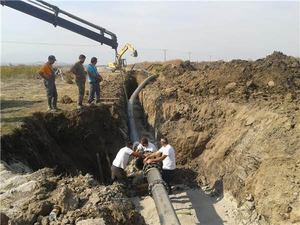 Κατασκευάζονται οι αγωγοί και τα δίκτυα αποχέτευσης Ν. Αγχιάλου με χρηματοδότηση της Περιφέρειας Θεσσαλίας