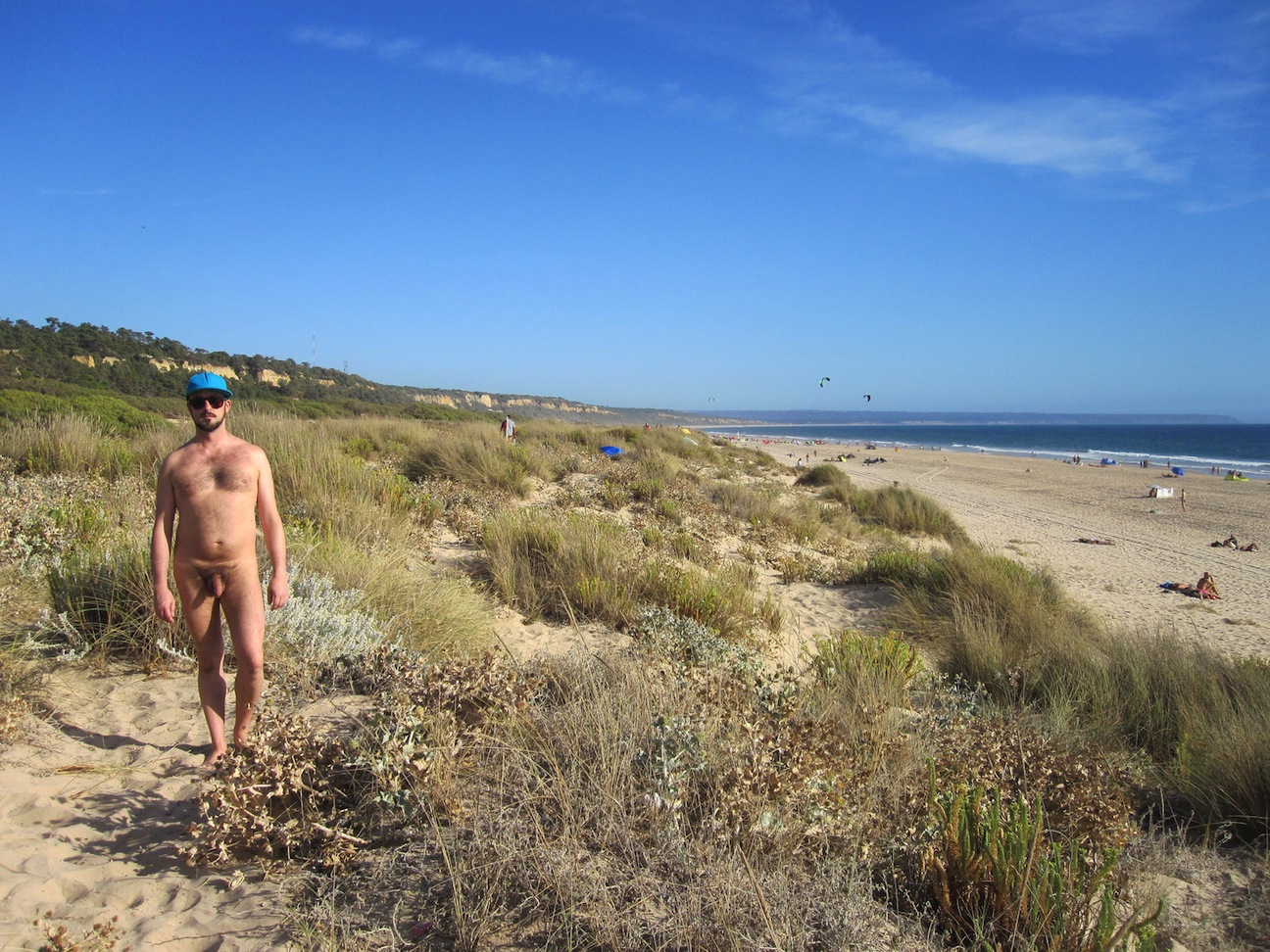 Gay men nude beach sex movies and white 5