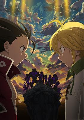 Download Batch Nanatsu No Taizai Season 2 : download, batch, nanatsu, taizai, season, Nanatsu, Taizai, Season, [X265], Donlod, Anime