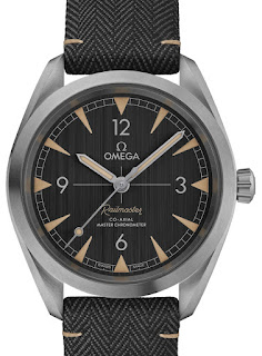 Montre Omega Railmaster co-axial Master Chronometer