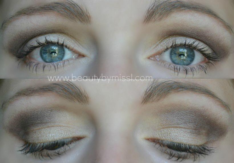 Vivo Cosmetics Enchanted palette, eotd, eyes of the day, silmameik
