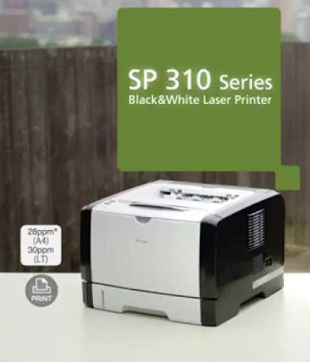 Download Ricoh SP 310DN Driver Printer