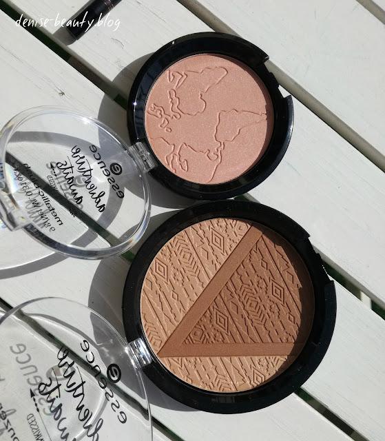 Essence Bronzer und Blush