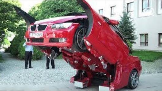 سيارات قابلة للتحول لن تصدق انها موجودة بالفعل