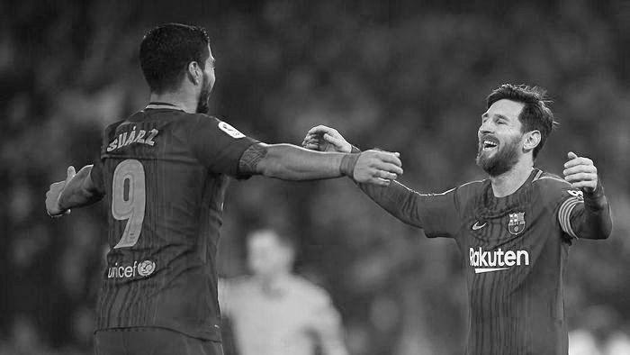 Lionel Messi Mengkritik Barcelona terkait Kirim Ucapan Perpisahan Emosional ke Suarez