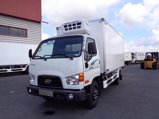 Xe đông lạnh Hyundai 110sp