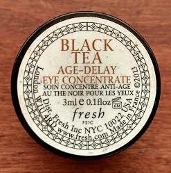 Fresh Black Tea Age Delay Eye Concentrate jar