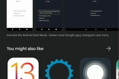 Cara Mengaktifkan Dark Mode Instagram Android