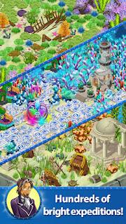 Treasure Diving mod apk
