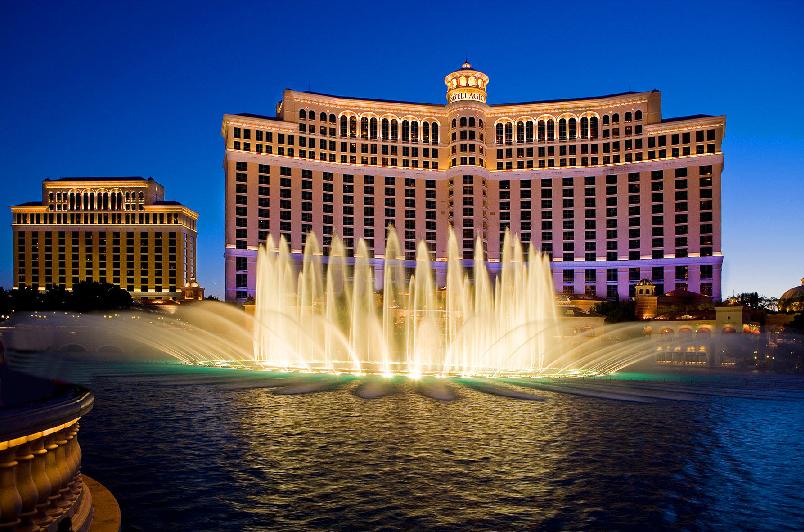 Un Viaje único Las Vegas: 10 Destaques Do Hotel Bellagio Em Las Vegas