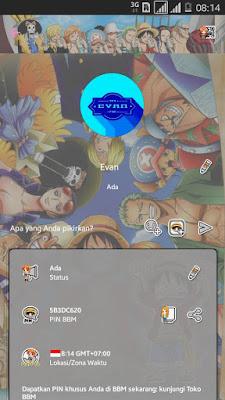 BBM MOD One Piece 3.3.1.24 APK
