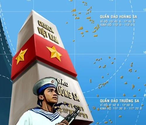 Quần đảo Hoàng Sa, Trường Sa hiển thị trở lại google maps