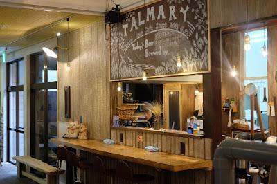 鳥取の自家製天然酵母のパン屋タルマーリー カウンター