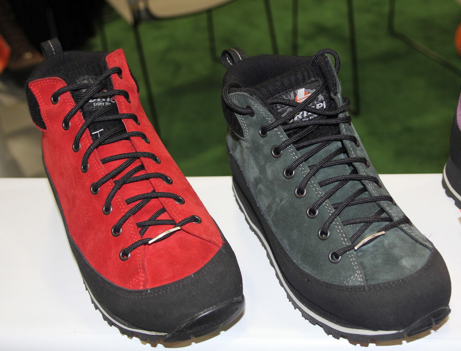 Crispi Fall 2012 Performance Footwear Hike Trek