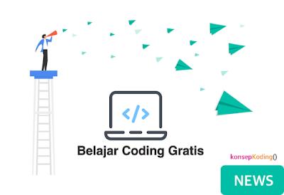 Belajar Coding Gratis