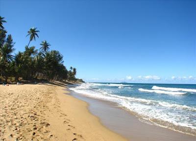 Pantai Tempat Turis Bugil
