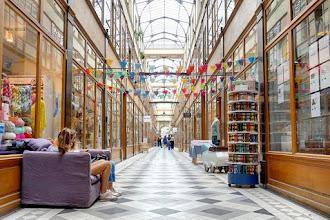 Paris : Passage du Grand-Cerf, pimpante galerie marchande et rénovation drastique - IIème