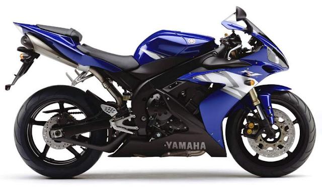 Yamaha YZF-R1 2004