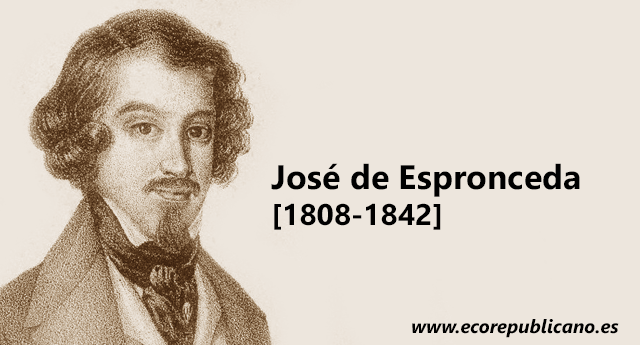 José de Espronceda y Delgado (1808-1842)