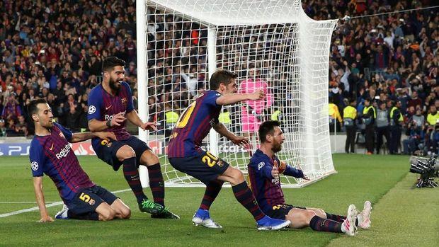 Tiga Klub Berpeluang Ukir Rekor Baru Barcelona, Liverpool Dan Blaugrana 2019
