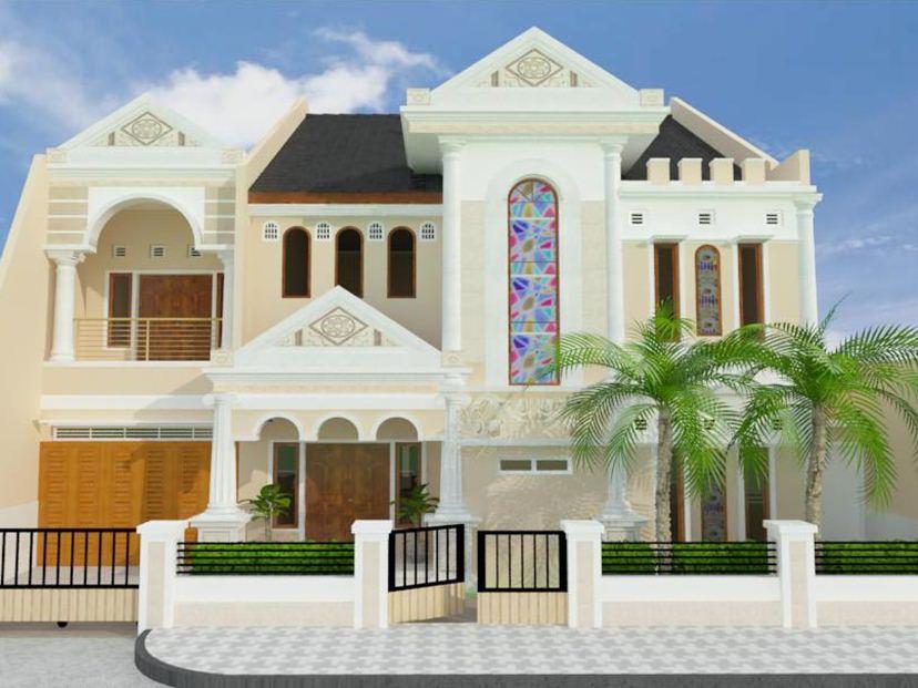 72 desain rumah mewah eropa terbaru dan terpoluler di
