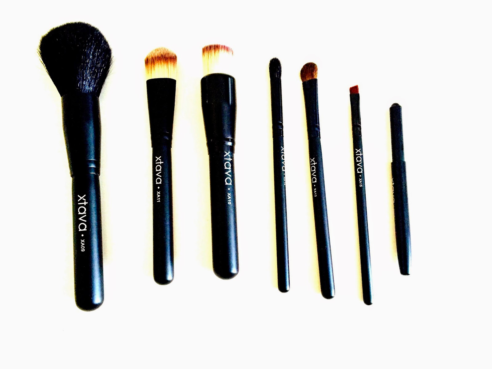 xtava brushes, make up brushes review, make up brushes, xtava brushes review, reviews, make up, mac make up, best make up brushes,