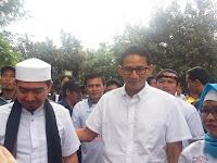 Bisa Dipercaya, Ustadz Solmed Beri Jaminan ke Warga Jakarta untuk Pilih Anies-Sandi