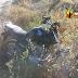 Após denúncia anônima DRF recupera moto com restrição de roubo em Sousa, veja