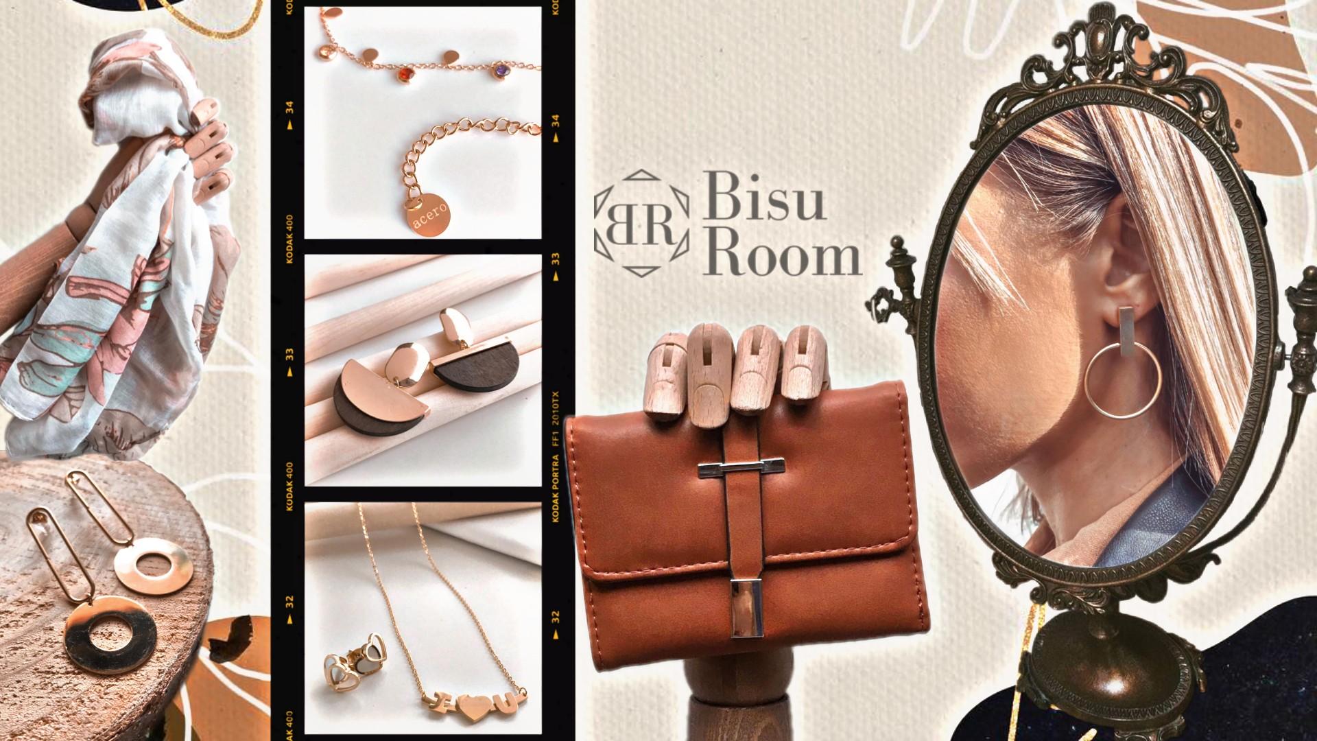 Bisuroom: Joyería y complementos para tus outfits
