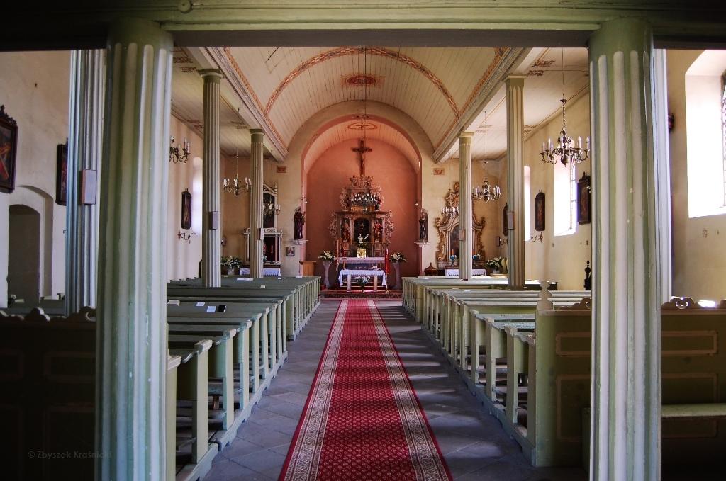Kościół w Jesionowie