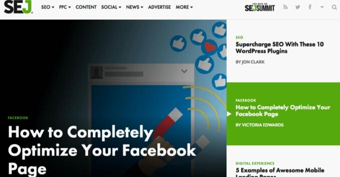 SEO Blog Search Engine Journal