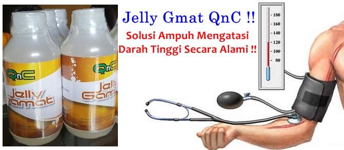 Khasiat Jelly Gamat QnC Dalam Mengatasi Darah Tinggi