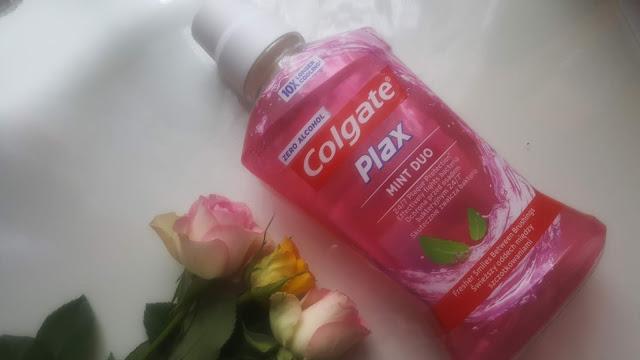 Colgate Plax, Mint Duo