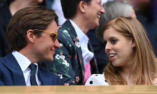 Princess Beatrice has given birth to her first child with her husband Edoardo Mapelli Mozzi