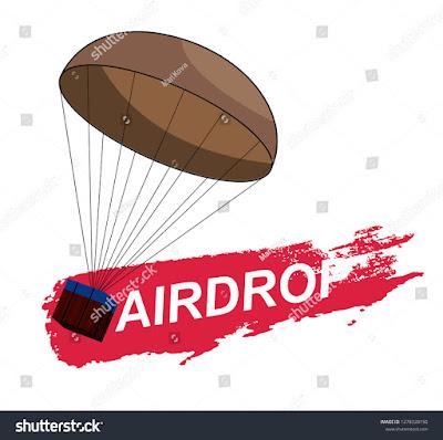 Pubg air drop