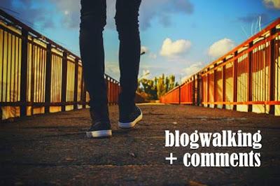 """Apa dah jadi dengan """"blogwalking + comments"""""""