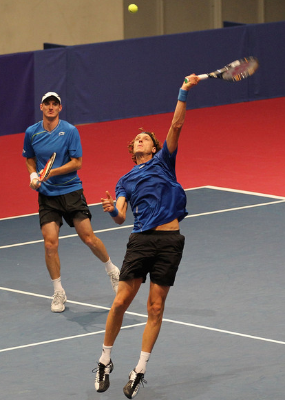 Cara Bermain Tenis : bermain, tenis, Macam-Macam, Teknik, Dasar, Permainan, Tenis, Lapangan, Beserta, Gambarnya