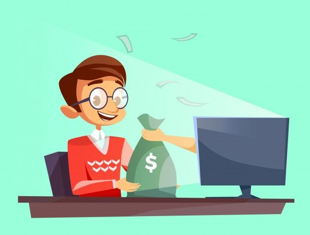 Cara Mendapat Kan Uang Dari Internet
