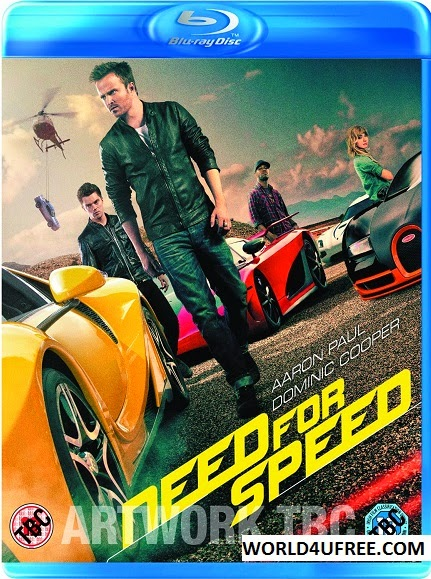 Need for Speed 2014 Dual Audio 720p BRRip 1.1Gb x264