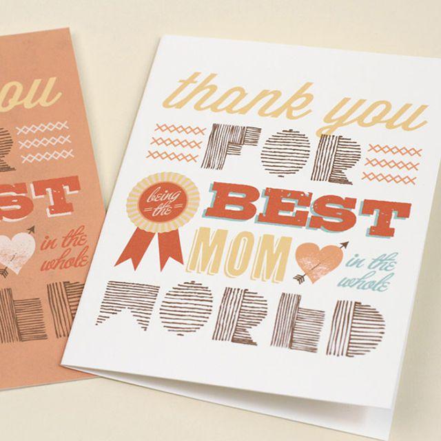 9 Desain Kartu Ucapan Hari Ibu yang Mudah Dibuat